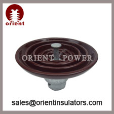 Strain type insulators