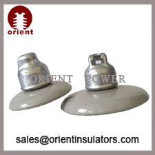 Disc suspension insulators