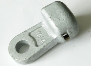 Socket eye clevis