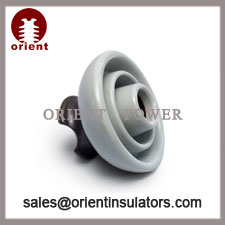 ANSI 55-3 porcelain pin type insulator,pin ceramic insulators