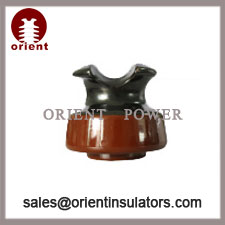 ANSI 55-2 ceramic pin insulator,pin type porcelain insulators