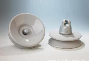 Anti-pollution type suspension insulators