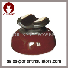 ANSI 55-7 ceramic pin insulator,high voltage pin type insulators