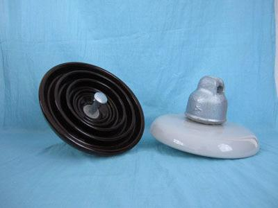 The Disc Suspension insulators